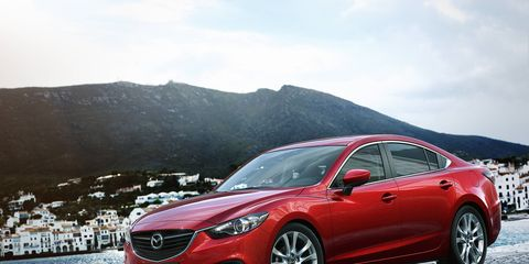 We find the 2015 Mazda 6 i Grand Touring to be rather delightful.