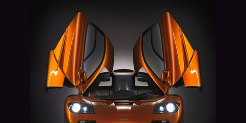 Beginning in 2017, you can import the McLaren F1 with no strings attached.
