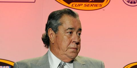 Felix Sabates has been active in NASCAR as a team owner and co-owner since 1987.