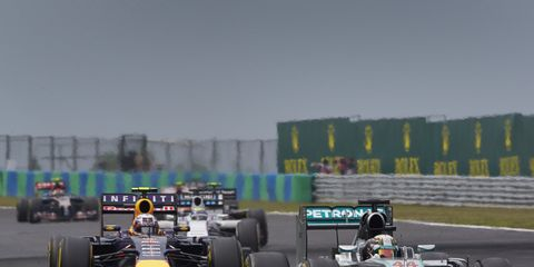 The Formula One circus is expected to roll through Mexico in 2015.