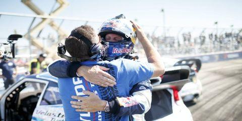 Rhys Millen became a multiple GRC winner for Hyundai on Sunday.