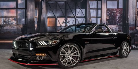 SEMA names the Ford Mustang, Ford Focus and Ford F-Series the Hottest Coupe, Hottest Hatch and Hottest Truck, respectively, at this year's show.