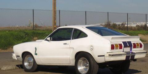 Fat tires, Centerline wheels, cobra fender graphics.