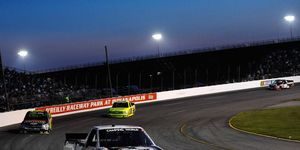 Lucas Oil Raceway in Indiana hopes to get NASCAR back following a recently-announced renovation project.