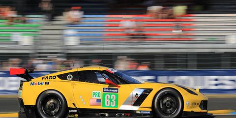 Jordan Taylor was one lap from victory in the 2017 24 Hours of Le Mans.