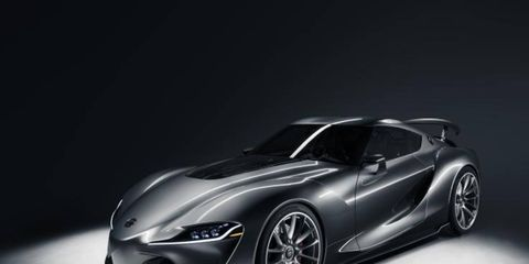 The FT-1 Concept from years ago is getting closer than ever to reality.
