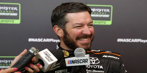 Martin Truex Jr. has reservations about NASCAR race control's ability to let events play out naturally.