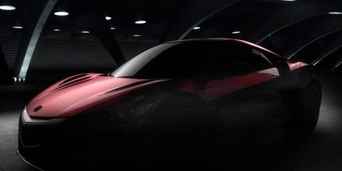 Acura has been teasing us with the NSX concept since 2012. We'll finally see a production version at the 2015 Detroit auto show.
