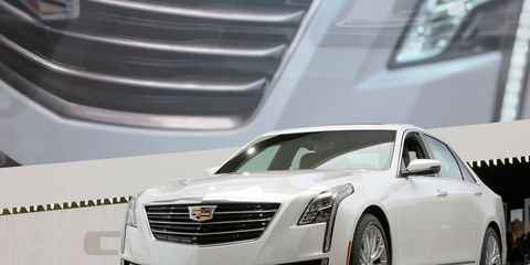 The Cadillac CT6 made its world debut on Oscar night in America during a commercial.