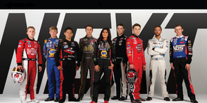 Here are the nine drivers that comprise the 2018 NASCAR NEXT class.