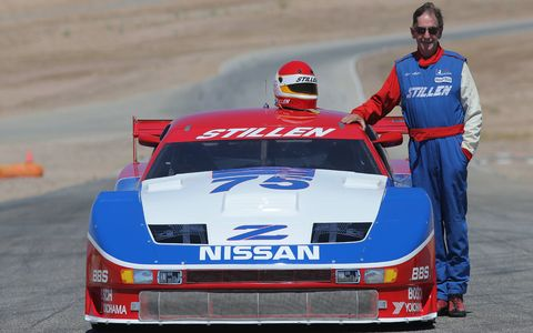 Millen drove the 300ZX from 1990 to 1995, winning two Driver's Championships in 1992 and 1994.