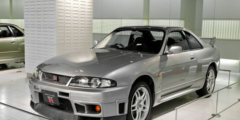 A teen driver crashed his new-to-him Nissan Skyline into a house an hour after buying it.