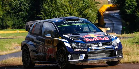 Four-time WRC champion Volkswagen will not race in the series in 2017.