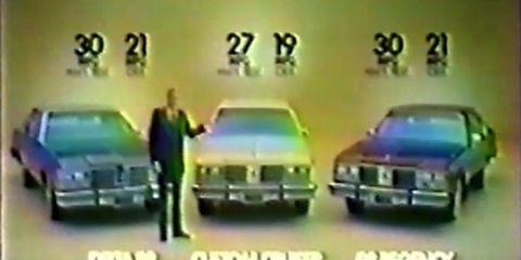 Oil-burning Oldsmobiles of the Malaise Era