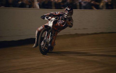 Flat Track Speedway Costa Mesa