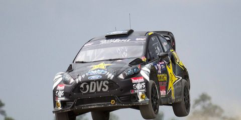 Brian Deegan is part of the newest wing of the Ganassi Racing empire.