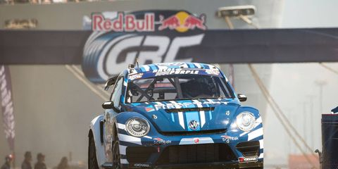 The six-year-old Red Bull Global Rallycross is adding a class of racing featuring electric cars in 2018.