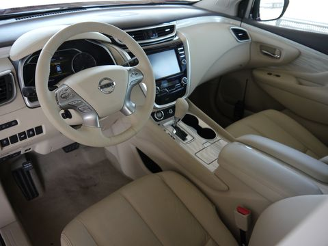 New interior promotes togetherness and connectivity.