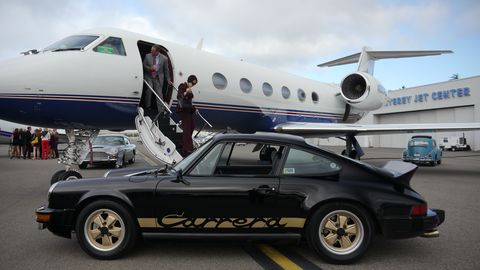 Sports cars to business jets, it's all here.