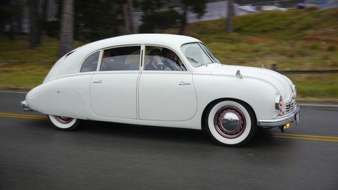 white Tatra