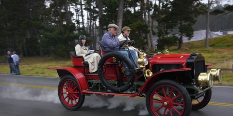 Jay Leno loves his steam-powered cars.
