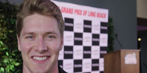 Josef Newgarden is in his first year with Team Penske in the Verizon IndyCar Series.
