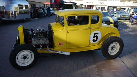Flathead Ford five-window