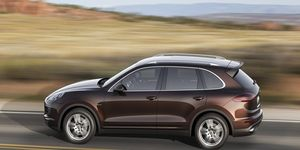 The Cayenne Diesel is one of the VW AG models implicated in the EPA notice that was distributed on Monday, Nov. 2.