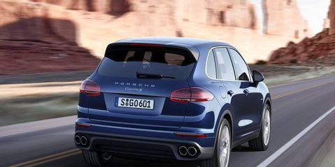 If you own a 2011-2016 Porsche Cayenne or Volkswagen Touareg, call your dealer.