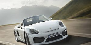 The Porsche 718 Cayman and 718 Boxster will now be closer together in Porsche's model range.