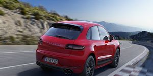 The Macan GTS gets dark accents and a twin-turbo V6.