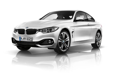 The 435i Coupe is powered by the 300hp TwinPower Turbo 3.0-liter inline six engine.