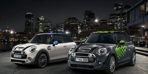 Mini will bring new JCW accessories to the Essen Motor Show, for the two-door and four-door Cooper hardtops.