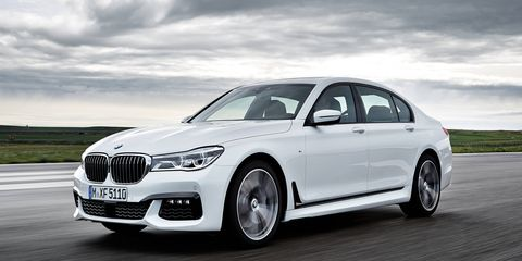 The 2016 BMW 7-Series is being recalled for an airbag module issue that's completely separate from the Takata airbag recall plaguing various manufacturers.