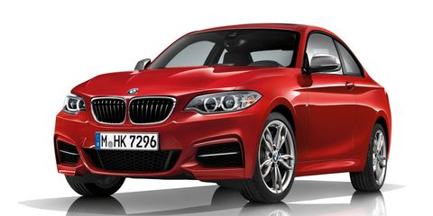 The 2-Series gets a new nomenclature with a new generation of engines.