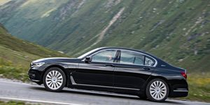 The 2017 BMW 740e i Performance will look like a regular 7-Series on the outside, don't worry.