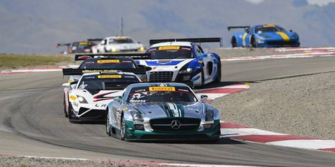 The entry list for the Pirelli World Challenge 2015 season opener was released on Thursday.