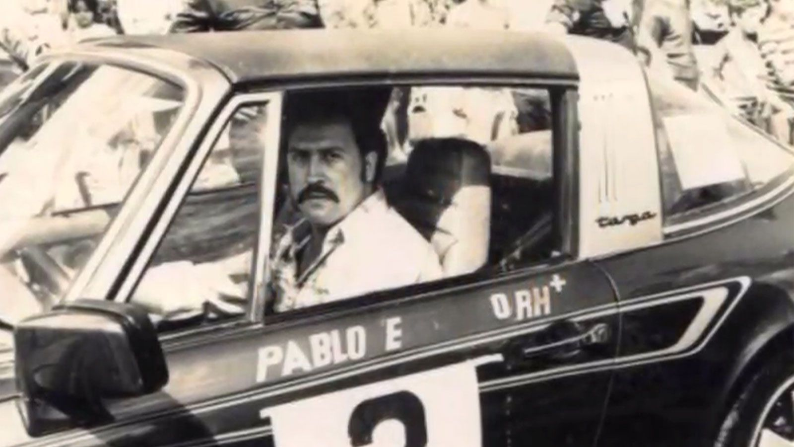 Escobar eventually graduated to more powerful machinery.