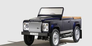 The Land Rover Defender pedal car will retail for the equivalent of at least a couple of used Land Rovers from not that long ago.