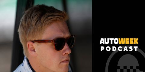 IndyCar driver Spencer Pigot joins the team to talk about how he got involved in racing.