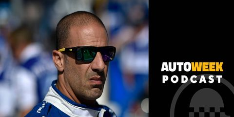 The Autoweek Podcast talks with Tony Kanaan about his experience at Le Mans.
