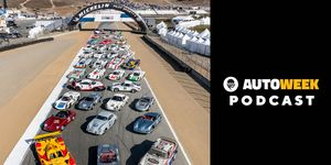 Our host Rory Carroll went to the Rennsport Reunion and came back to talk about what he saw.
