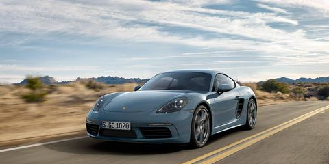 The more affordable Porsche Cayman and Boxsters could take China by storm.