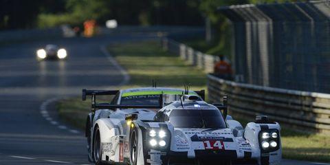 Porsche plans to continue to campaign an LMP1 car at Le Mans.