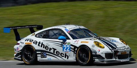 WeatherTech founder and CEO David MacNeil, and his son, Cooper MacNeil, who drives a Porsche in the GT Daytona class, are major players in the IMSA series.