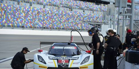 IMSA.tv is live streaming video and audio from all events coming from Daytona International Speedway for the Rolex 24.