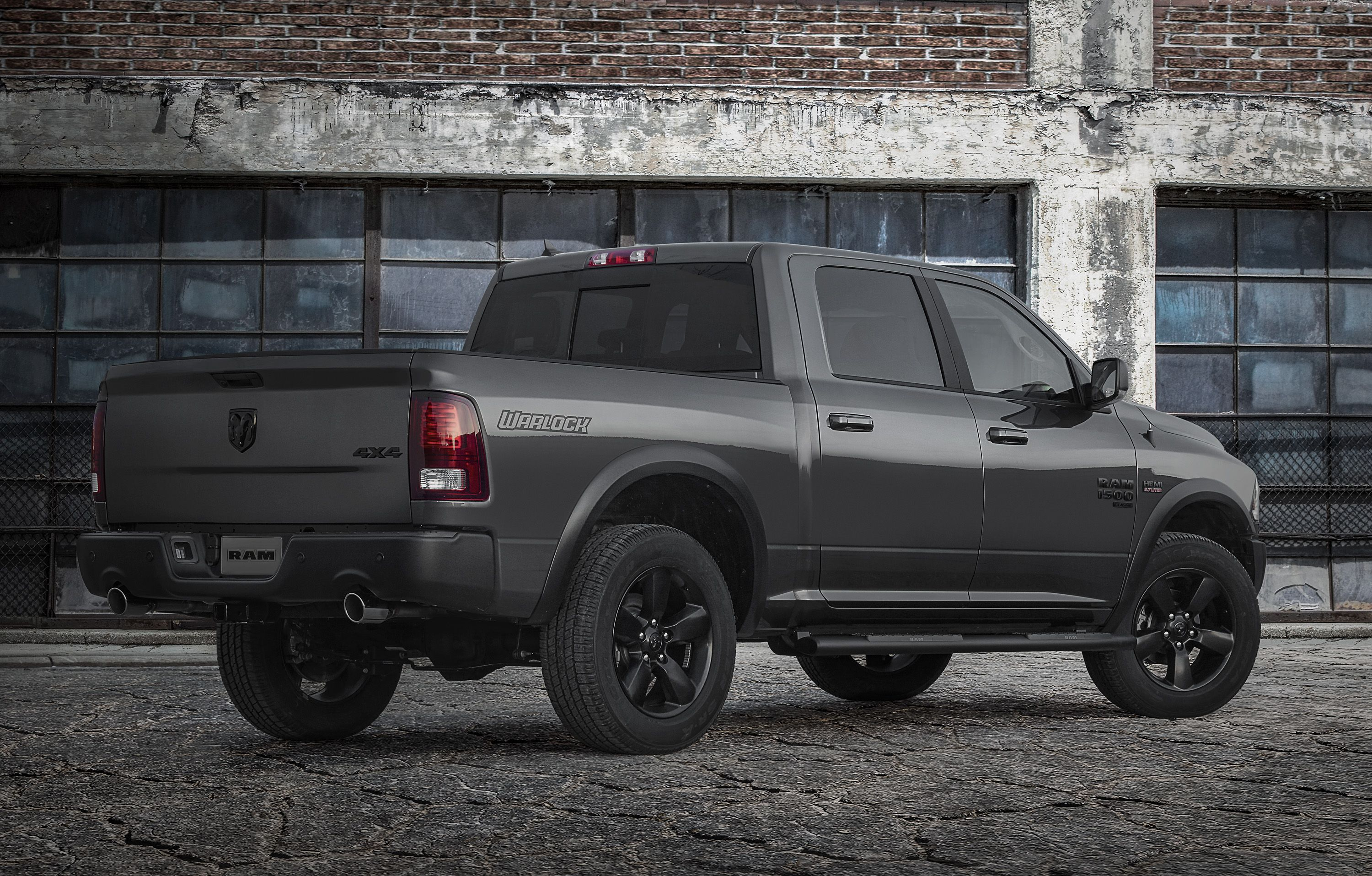 The Warlock Is Back As A Ram 1500 Classic Special Edition With One Glaring Omission