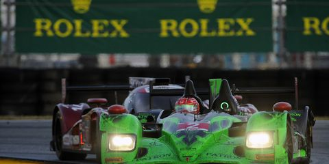 Extreme Speed Motorsports will be back at Daytona for the 2015 Rolex 24 with sponsorship from Tequila Patron.