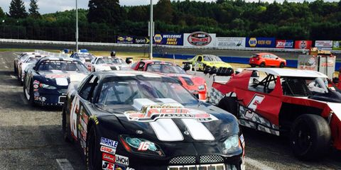 The Rusty Wallace Driving Experience gives fans an opportunity to drive NASCAR-style race cars on high-speed tracks.