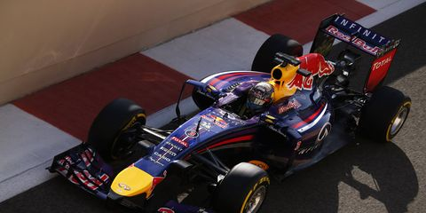 More than 60 trophies were stolen from the Red Bull Racing factory ten days ago.